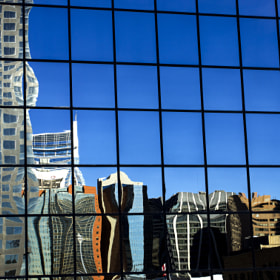 Reflected Buildings by Lynda McKay (LyndaMcKay)) on 500px.com