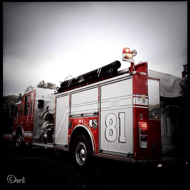 Photograph Firetruck by CWPhotos  on 500px