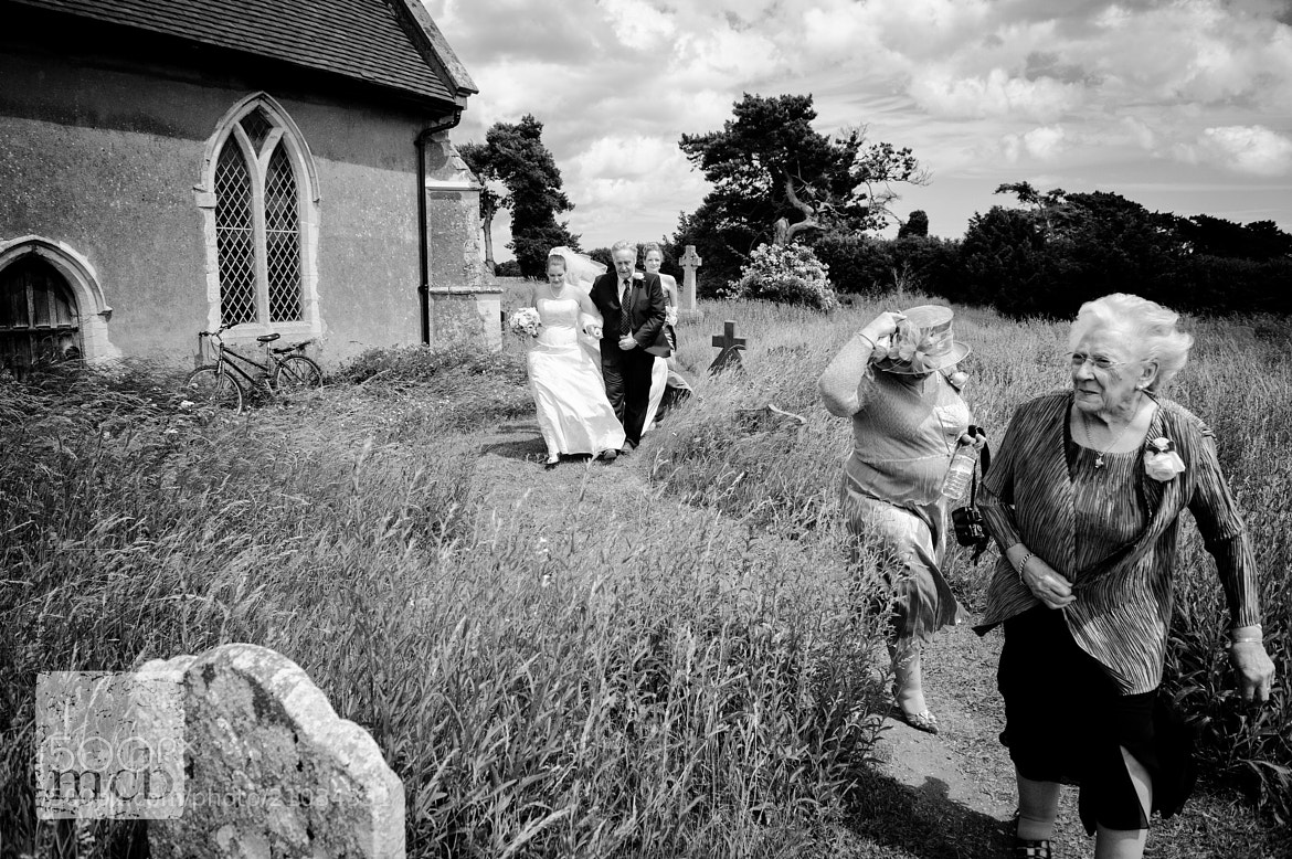 Photograph Windy wedding by Martin Beddall on 500px