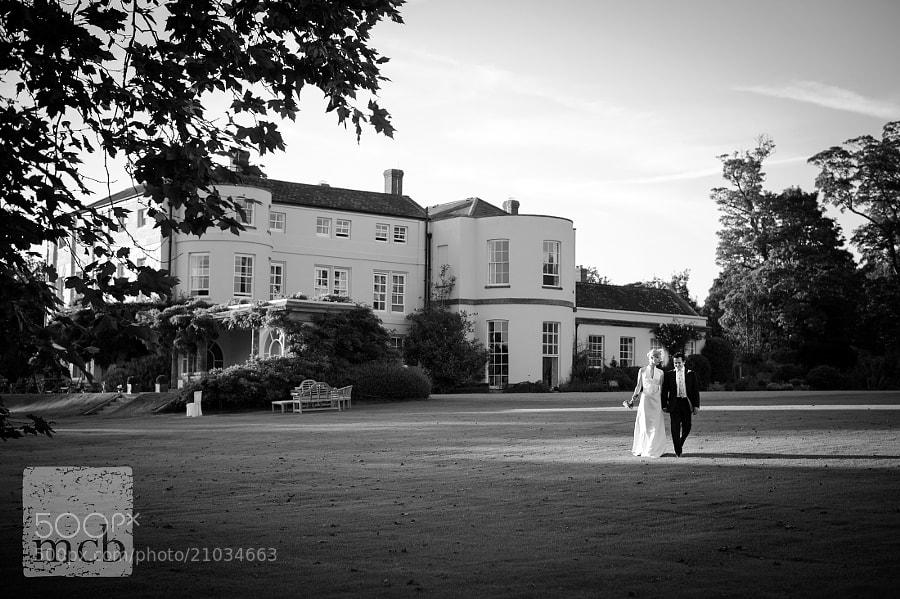 Newick Park wedding