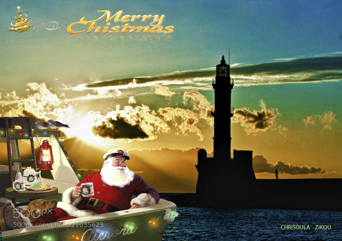 Photograph MERRY CHRISTMAS  by Chriss Zikou on 500px