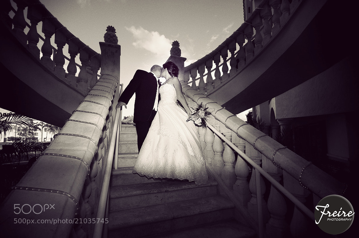 Photograph Inarbys and Hugo Wedding by Jan Freire on 500px
