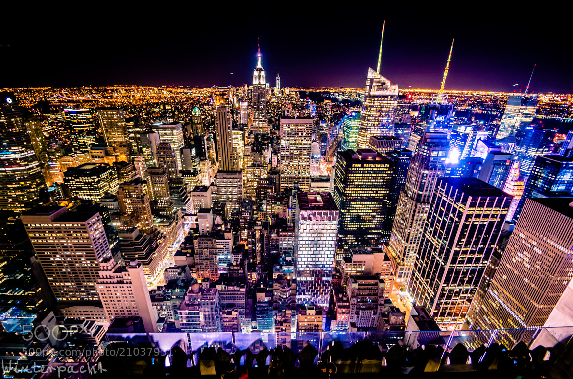 Photograph Manhattan to the South by Raf Winterpacht on 500px