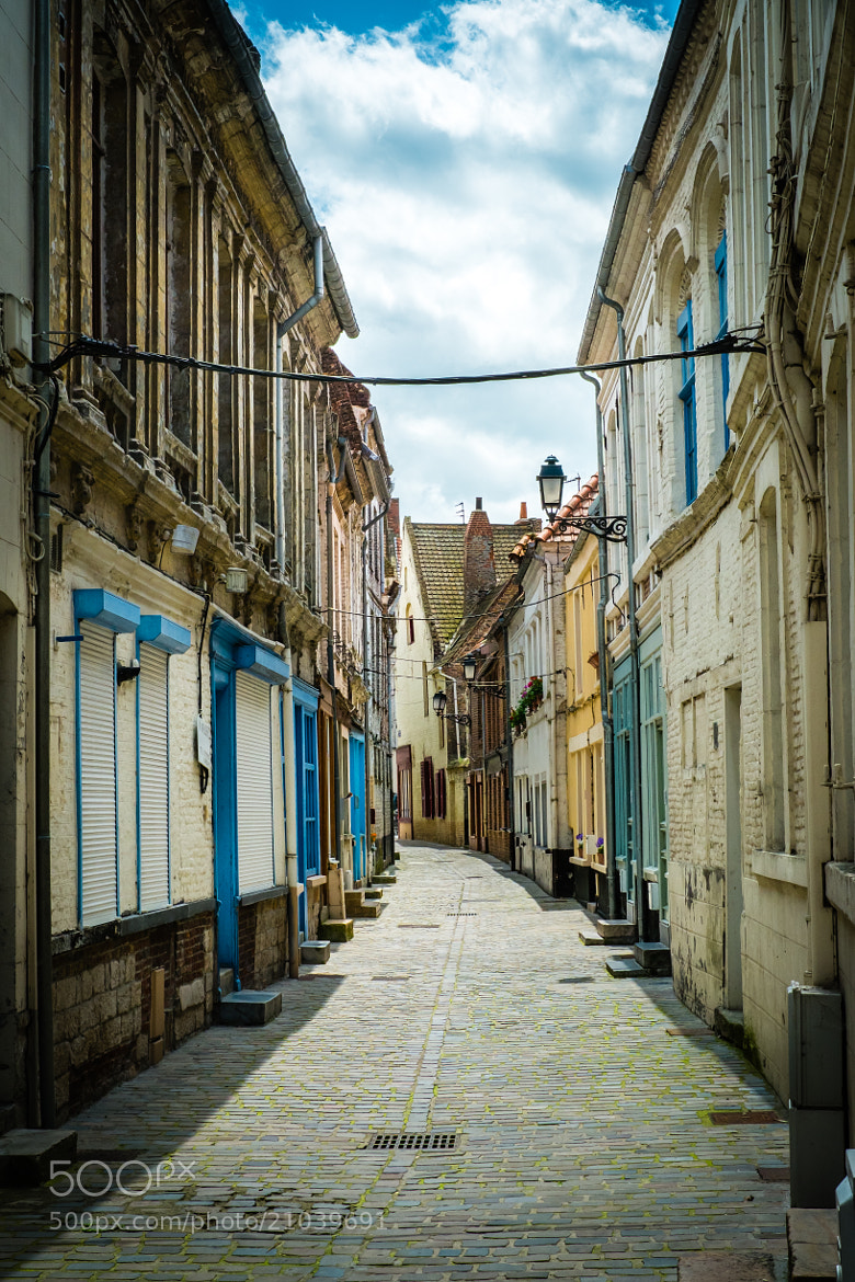 Photograph Empty Street, Calais by Gerry Walden on 500px