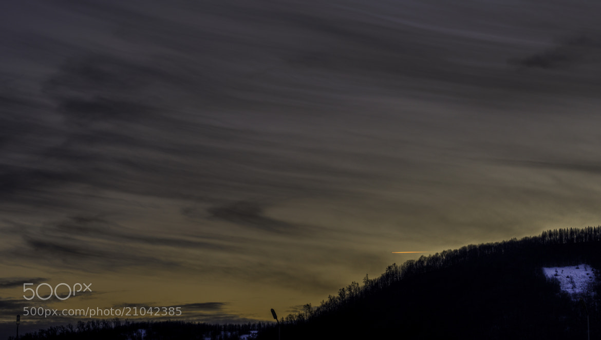 Photograph Painted sky by Sorin Markus on 500px