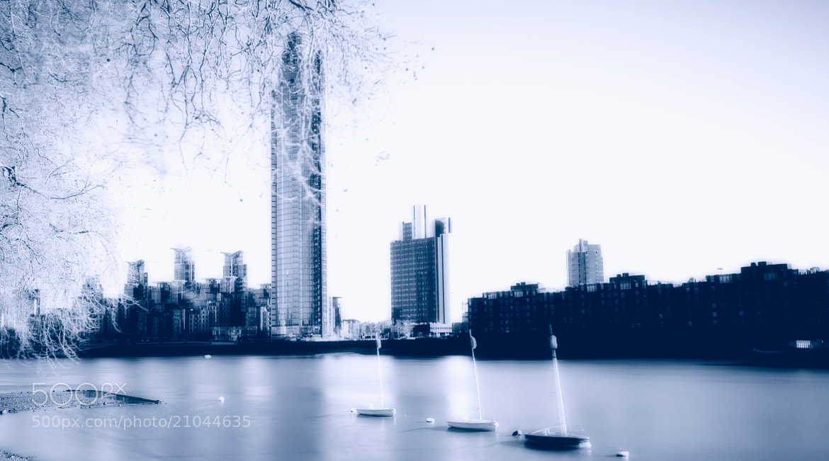 Photograph Moody City by Naren  on 500px