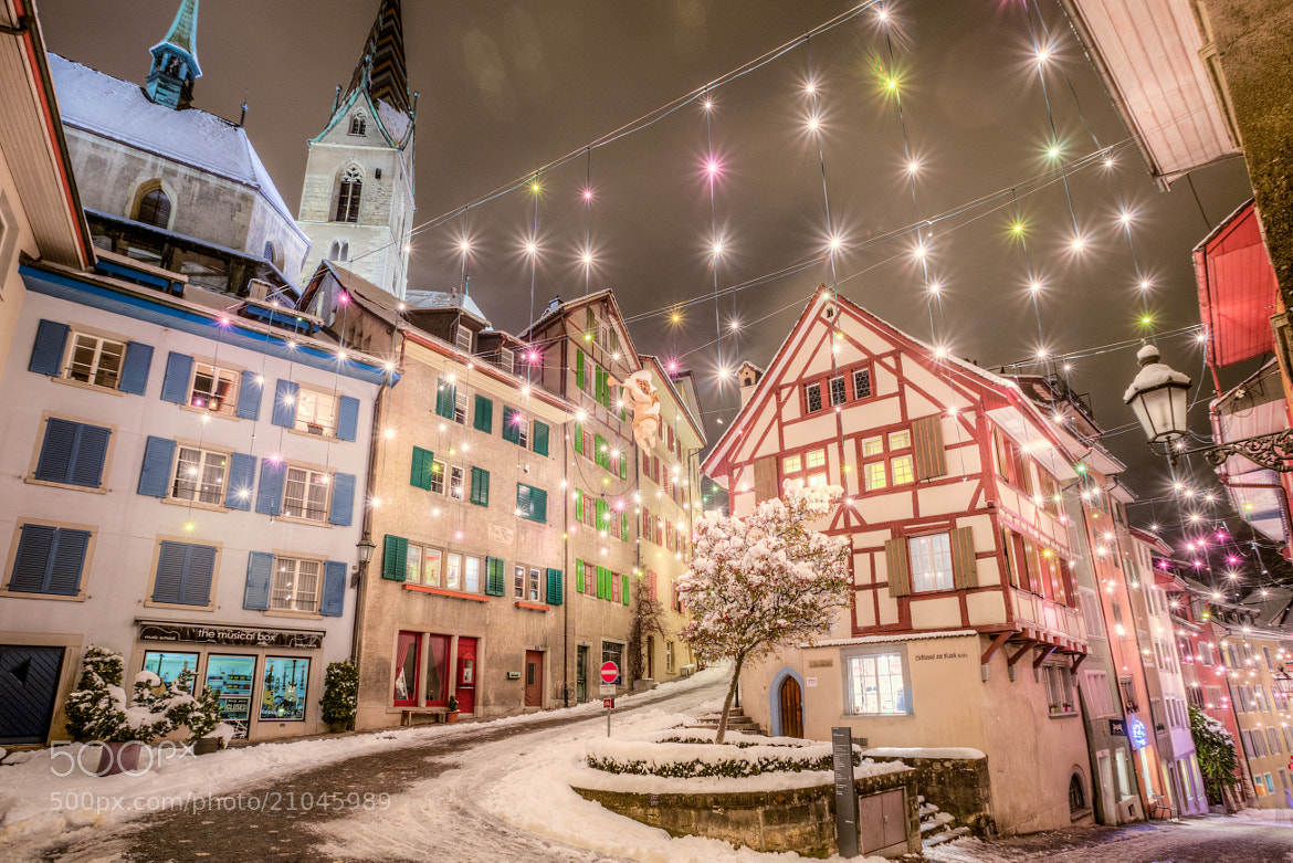 Photograph Winter In Baden by Brian Opyd on 500px