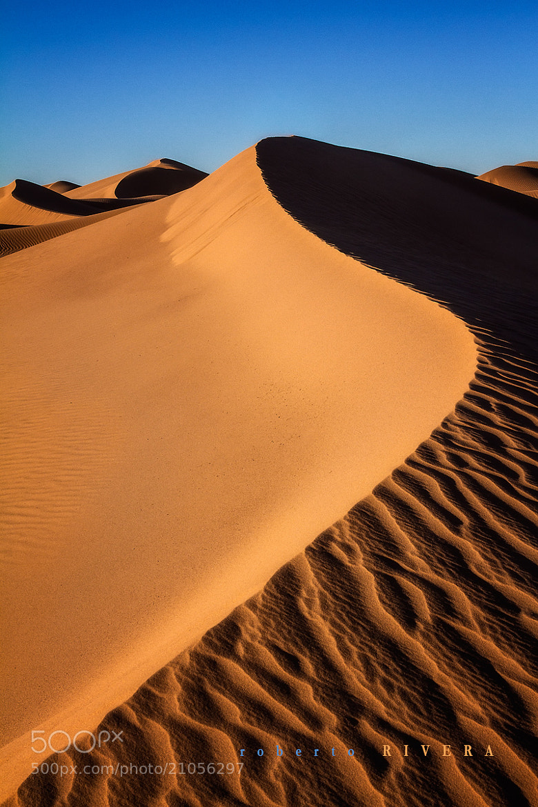 Photograph Dune by Roberto Rivera on 500px