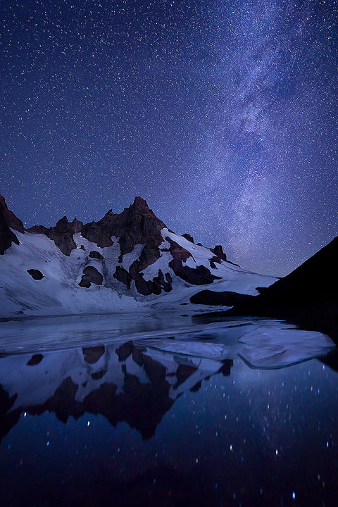 Photograph Blue Sky at Night by Chris Moore on 500px