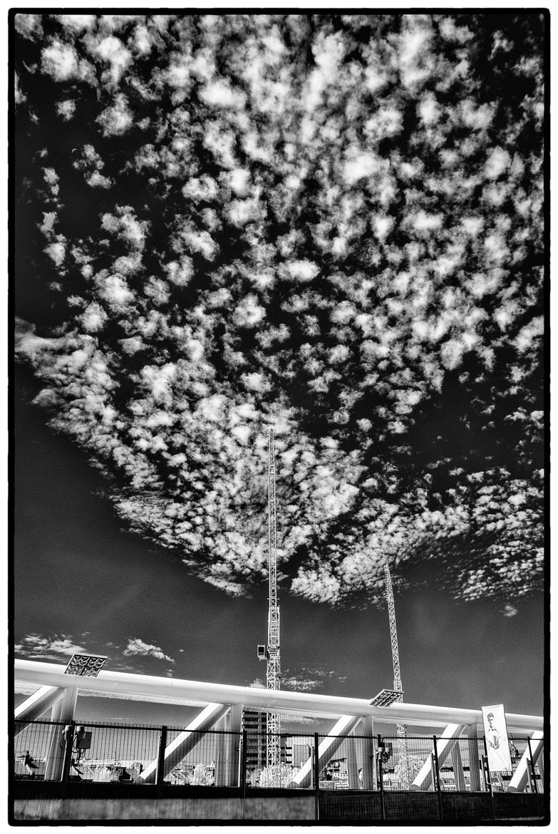 Photograph Building Clouds by Simon Weir on 500px