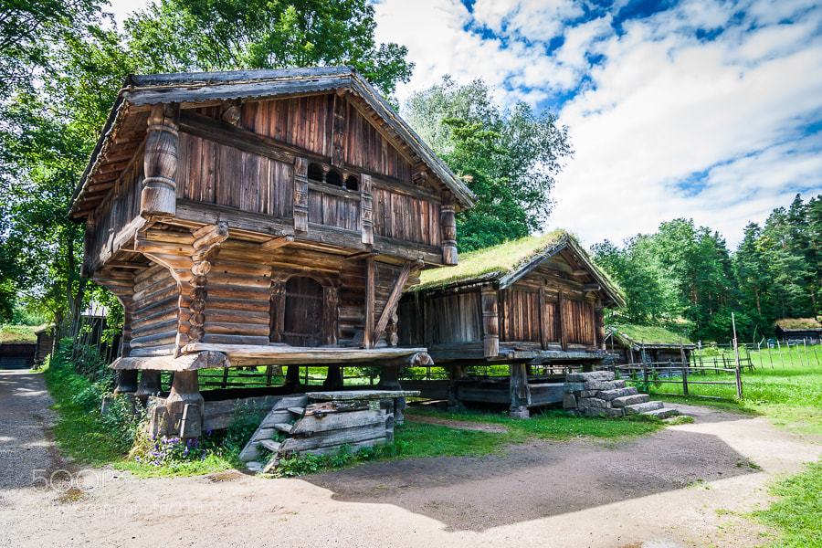 Photograph Norway Traditional Building by Jose Agudo on 500px