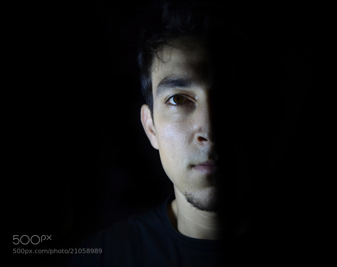 Photograph portrait lighting by Awat Abdulla on 500px