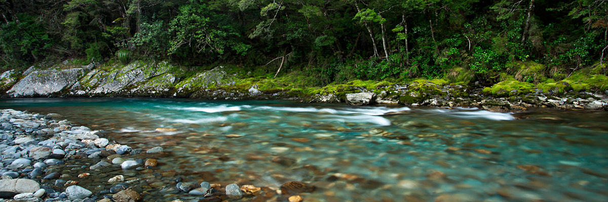 Photograph Blue Pools by Andrew McNeil on 500px