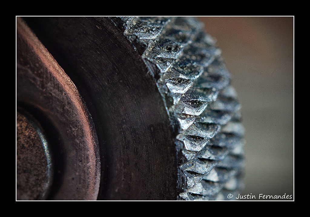 Photograph Flint Wheel  by Justin Fer on 500px