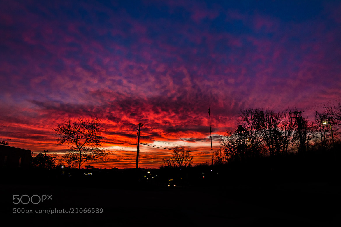 Photograph Sunrise in CHarlotte, nc by David Swan on 500px