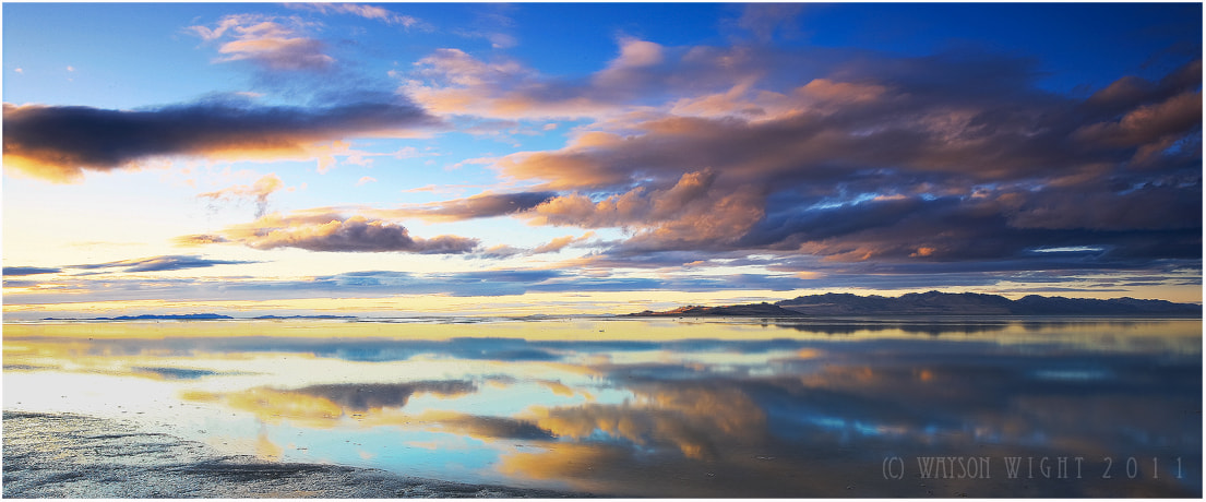 Photograph A Cloudy Tapestry by Wayson Wight on 500px
