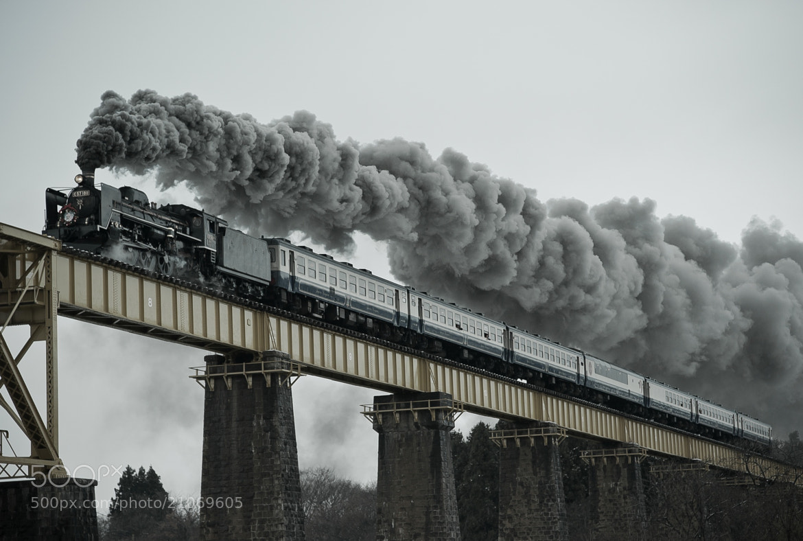 Photograph To summit of railroad trip by HIRO INO on 500px