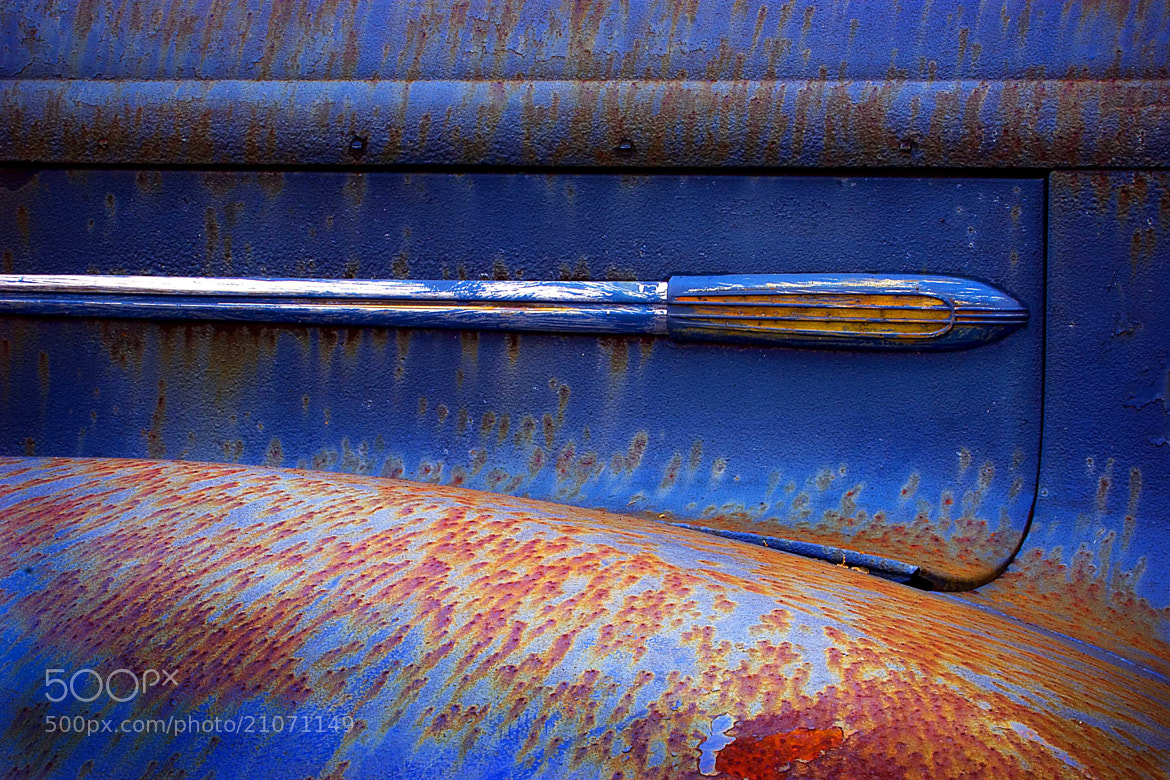 Photograph Blue and Orange by Norm Riekenbrauck on 500px
