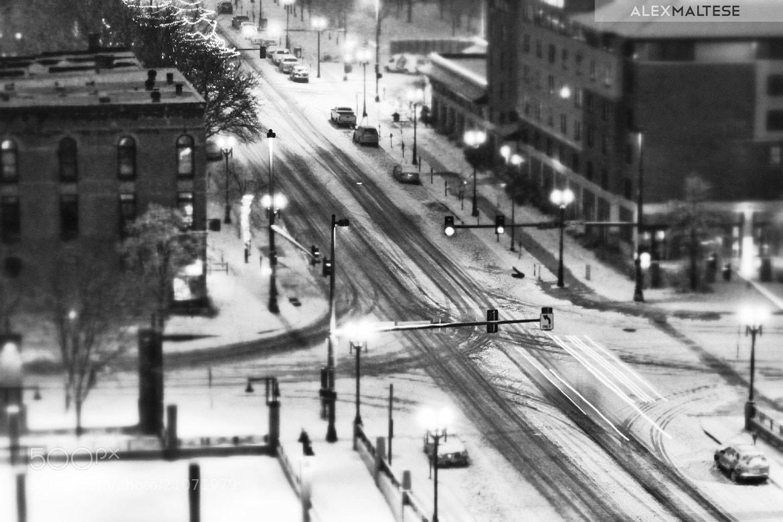 Photograph #snowmageddon by Alex Maltese on 500px