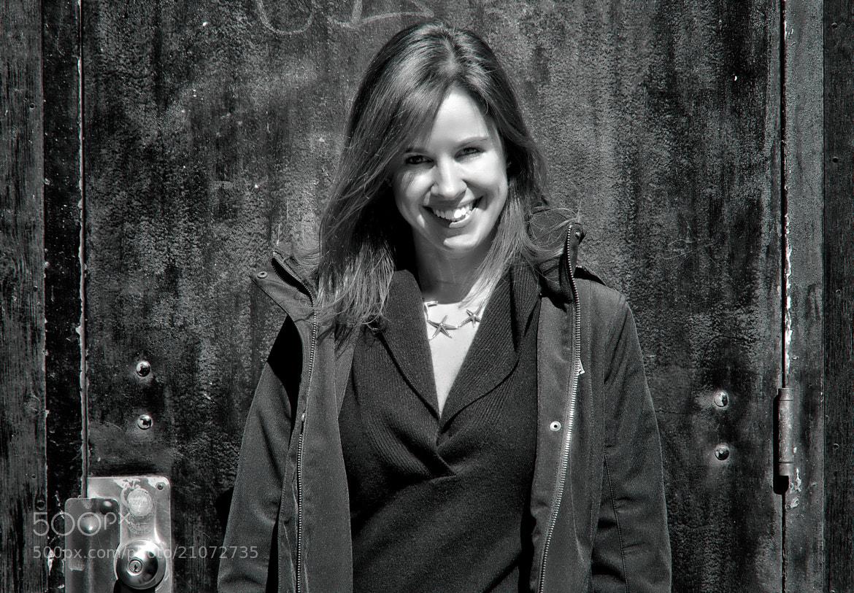 Photograph Bright Eyes Black Door by Mark Bernstein on 500px