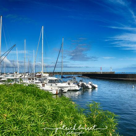 Port de plaisance – 1 – Saint-Gilles Les bains