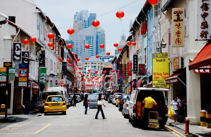 Photograph Chinatown by Kaan Cornelio on 500px
