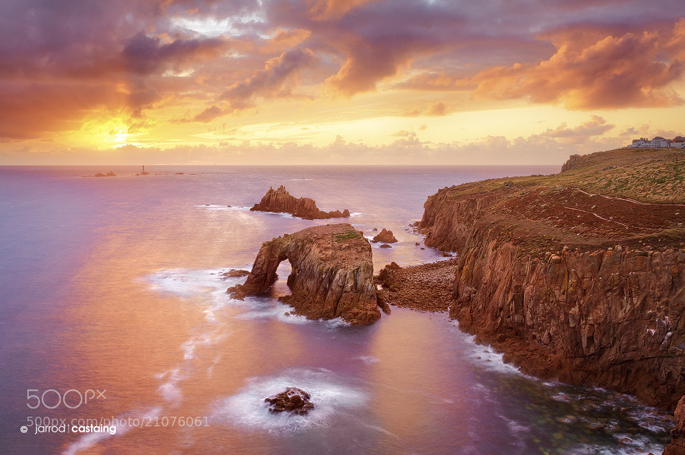 Photograph End of the World by Jarrod Castaing on 500px