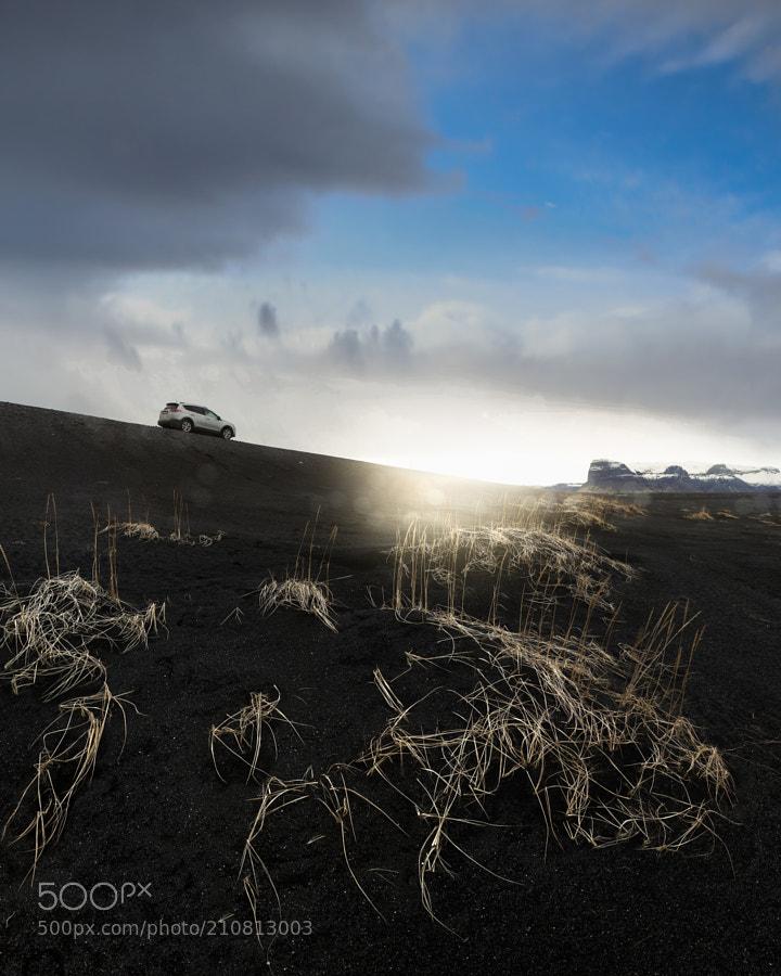 Passing Breiðamerkursandur