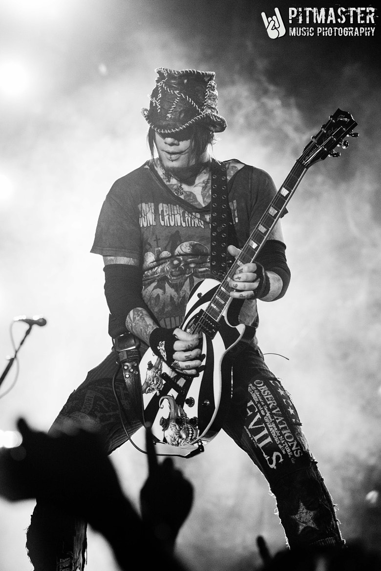Photograph DJ Ashba by Om Prakash on 500px