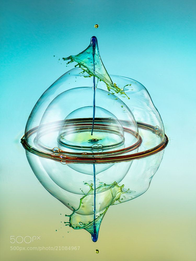 Photograph Stick in the bubbles by Markus Reugels on 500px