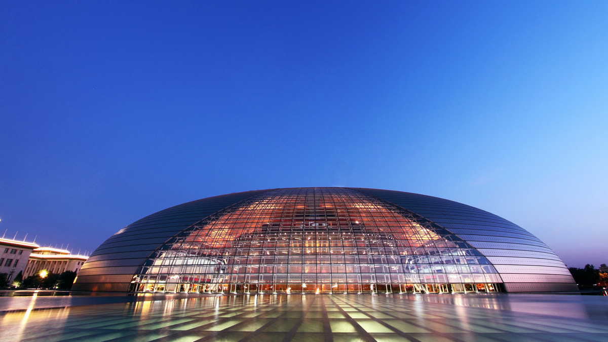 Photograph The National Grand Theater of China by Ran An on 500px