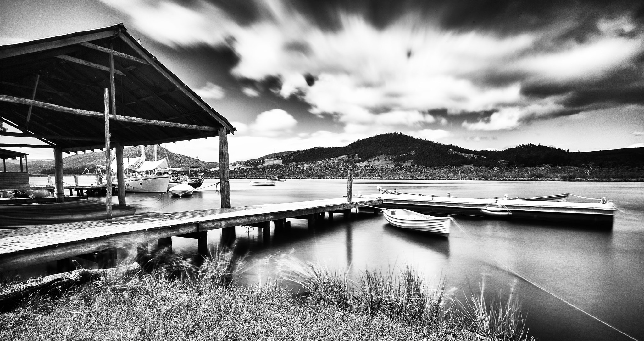 Photograph Franklin Boat Ramp by Margaret Morgan on 500px