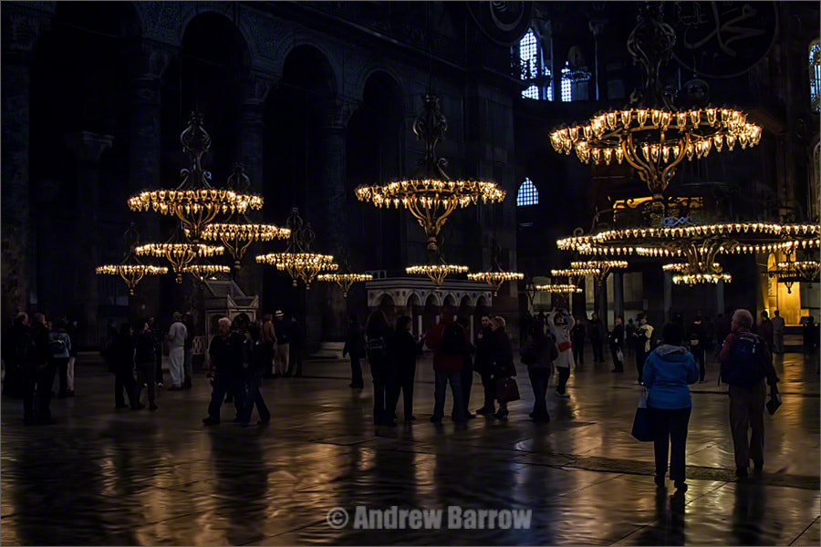Photograph Haghia Sophia, Istanbul by Andrew Barrow LRPS on 500px