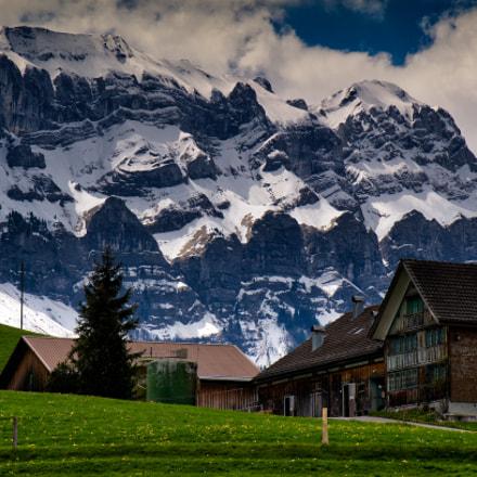 mountain of the alpstein
