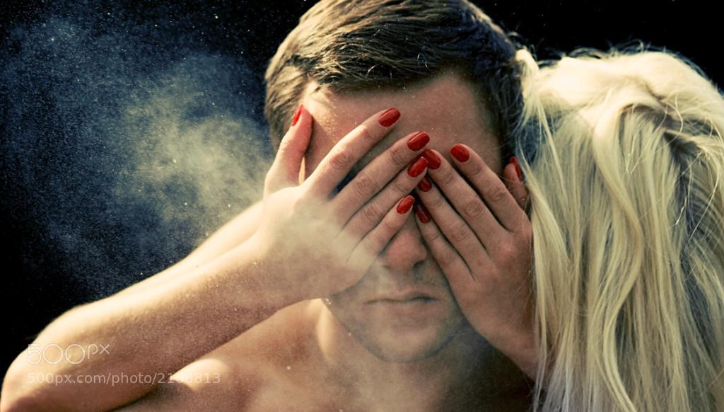 Photograph red nail by Marta Trotsiuk on 500px