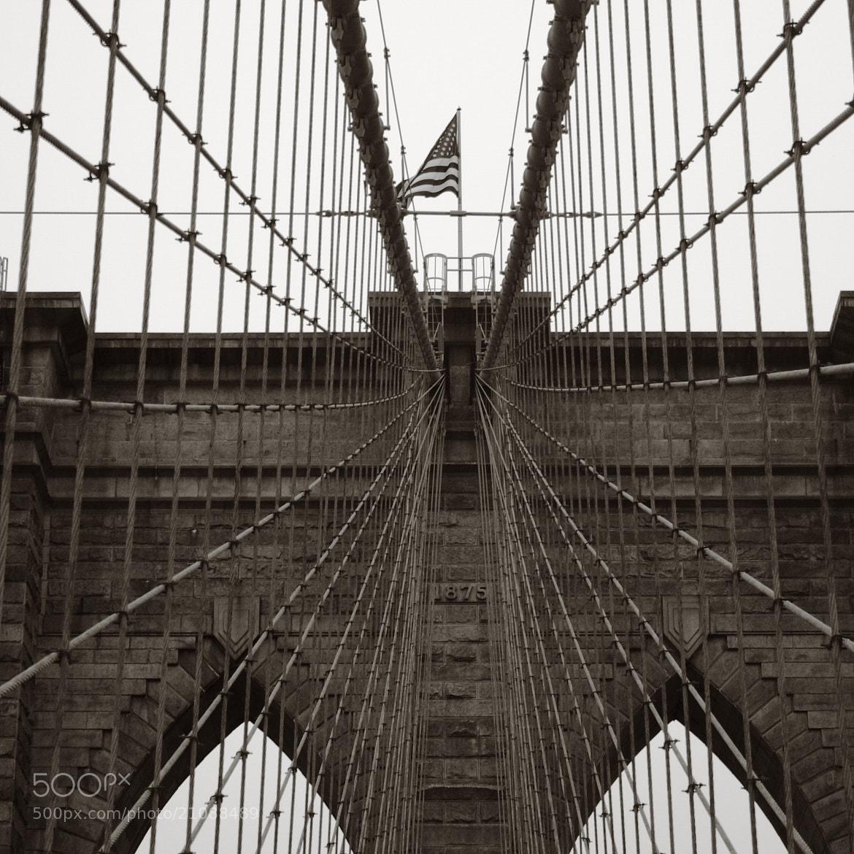 Photograph Brooklyn bridge by Matteo Angelotti on 500px