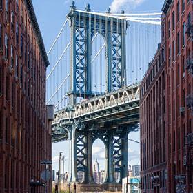 Manhattan oder Manhattan nicht ( the Bridge)