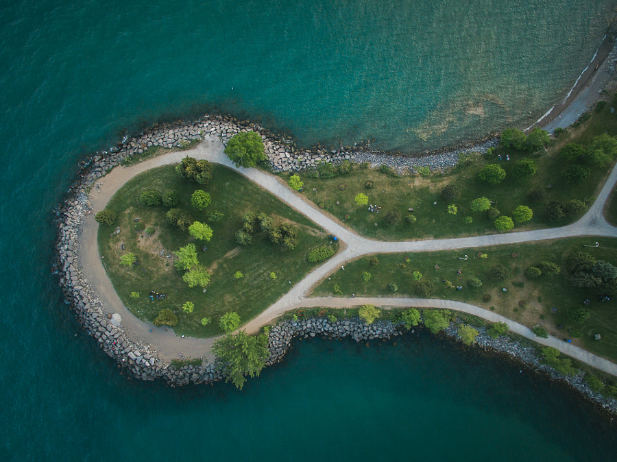 Scarborough Bluffs Park by Michael Tighe on 500px.com