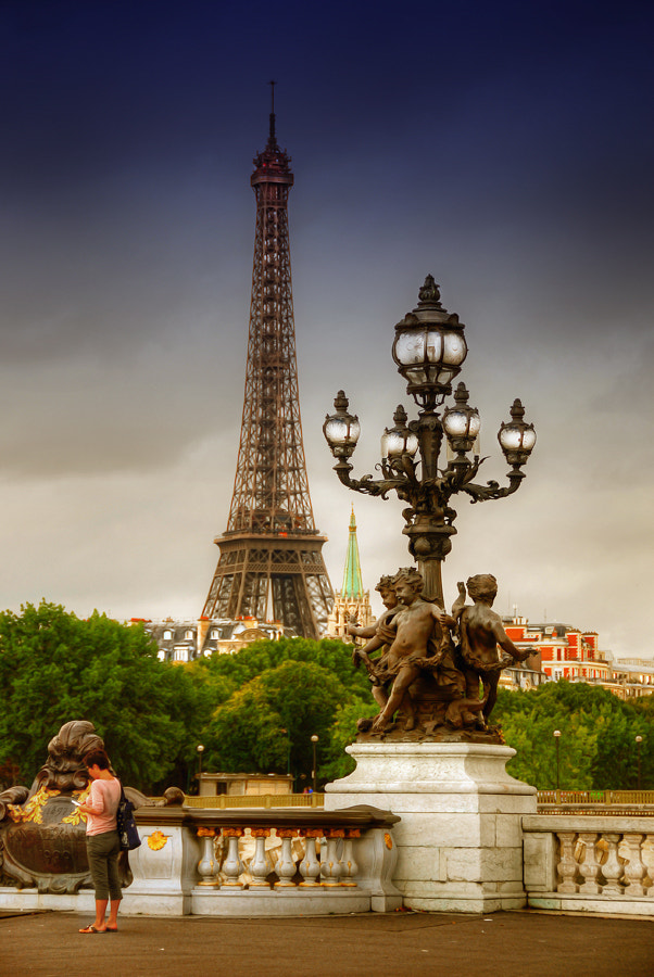 Photograph París by Ariasgonzalo . on 500px
