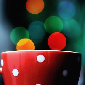 christmas mug by Sho Shibata on 500px.com