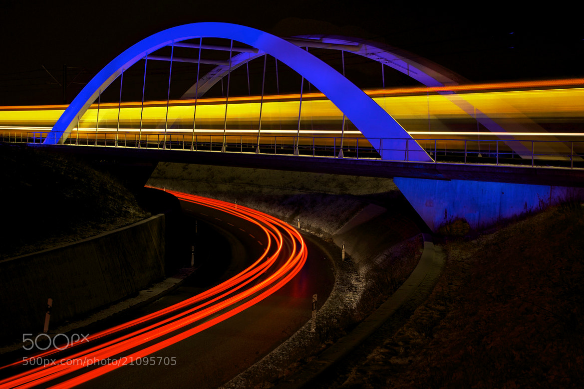 Photograph Colored traffic by Mark  on 500px