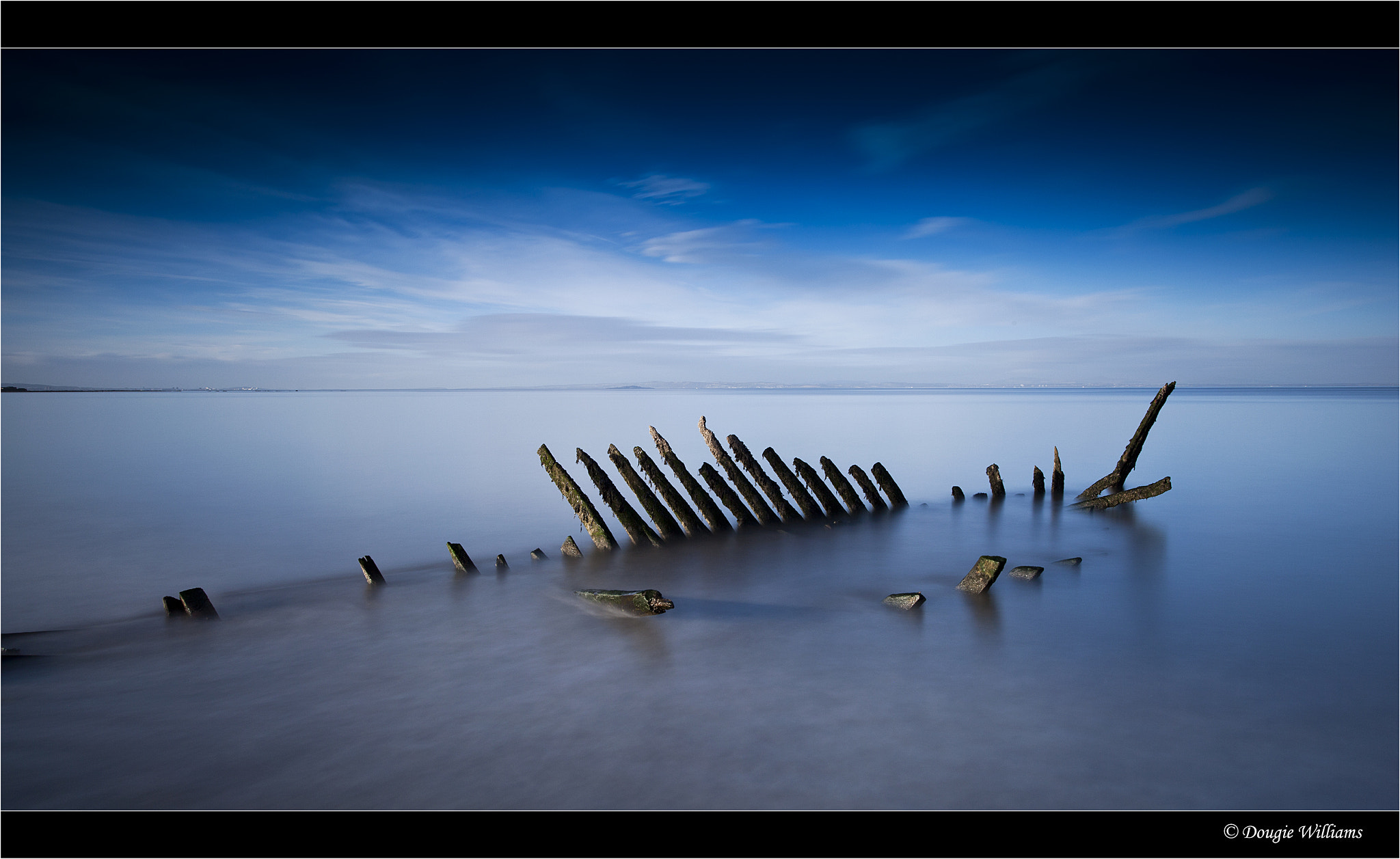 Photograph Longniddry Wreck 2 by Dougie Williams on 500px