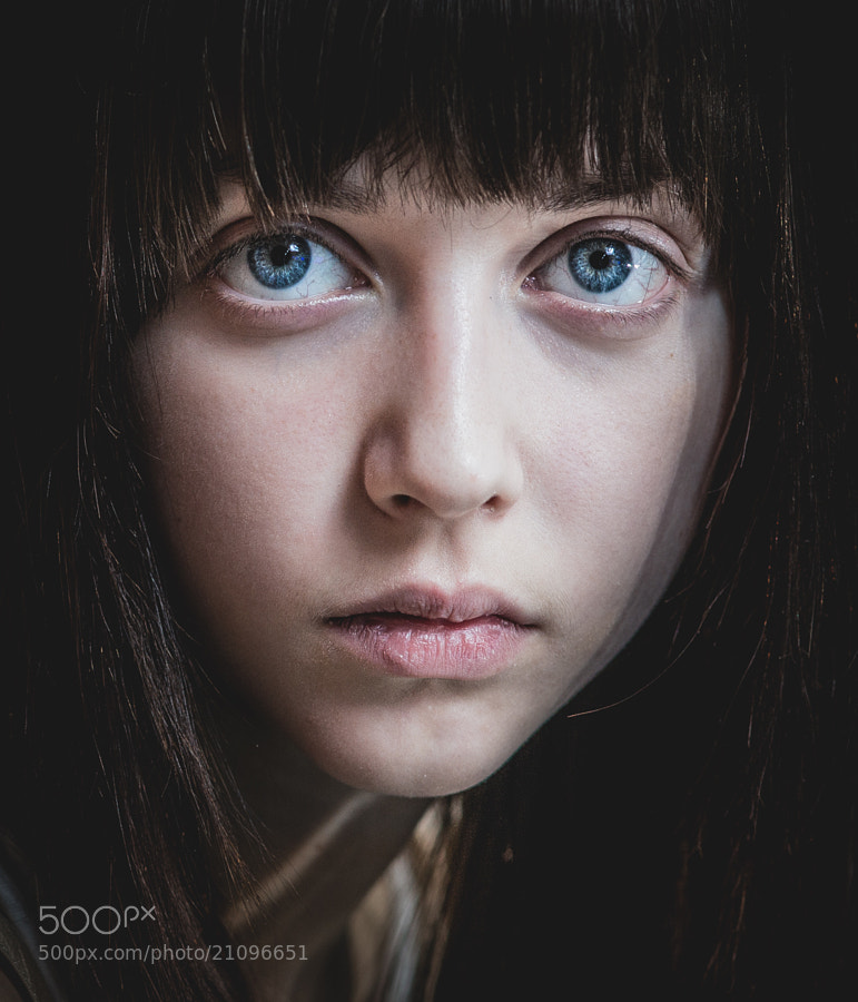 Portrait of Julia by Vladimir Boyko (OTTO)) on 500px.com