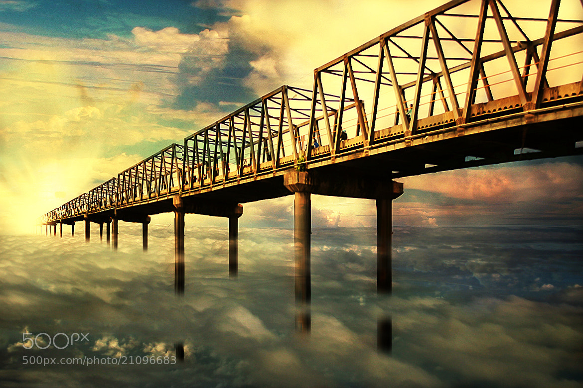 Photograph Bridge to Heaven by 3 Joko on 500px