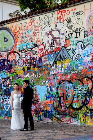 Nuptial Graffiti