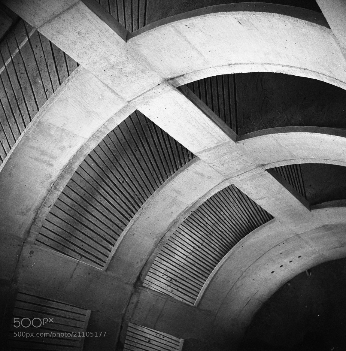 Photograph Spiral Down by Neal Thorley on 500px