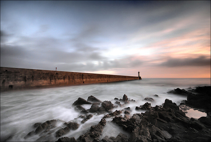 Photograph Audierne Lighthouse by DEX Loic on 500px