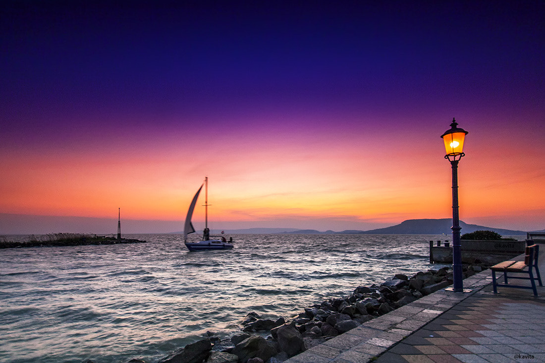 Photograph Balaton lake by F Levente on 500px