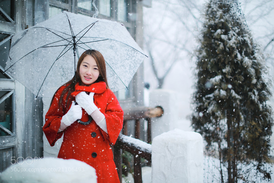 Photograph In Love On Christmas #2 by Sin Dong Kim on 500px