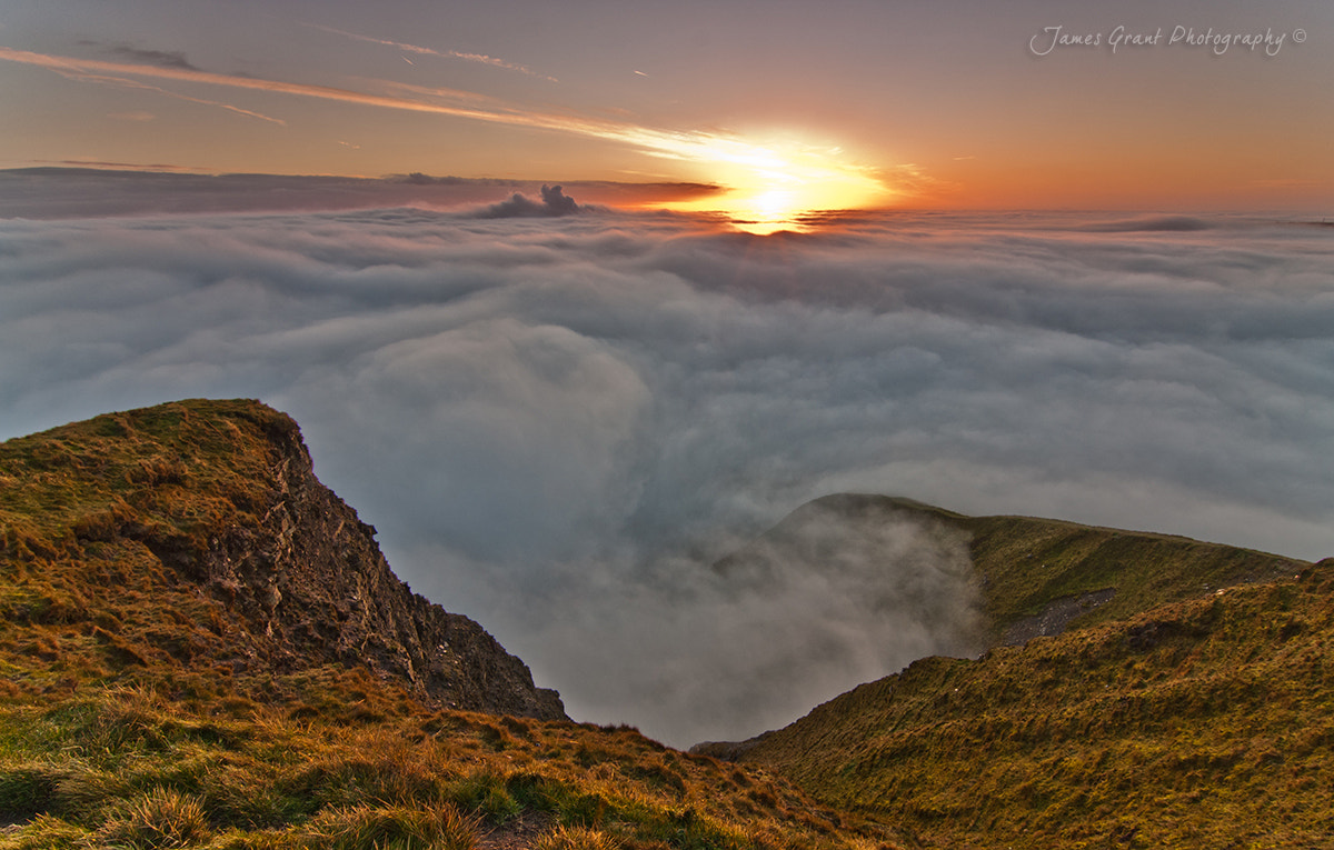 Photograph Mam Tor Inversion by James Grant on 500px